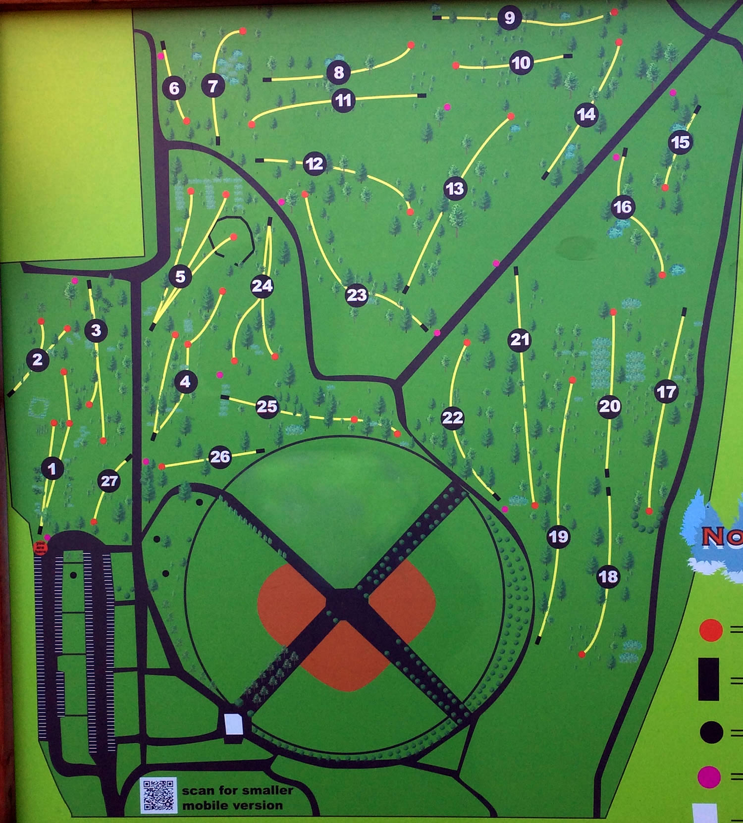 Seatac DGC in Seatac, WA - Disc Golf Course Review