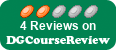 Warrington Park DGC at Disc Golf Course Review