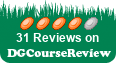Humboldt State University at Disc Golf Course Review