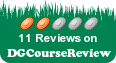 St. Olaf College at Disc Golf Course Review