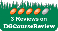 The Red Hawk at Disc Golf Course Review