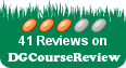 Turtlecreek at Disc Golf Course Review