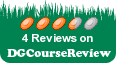 Br�ntberget at Disc Golf Course Review