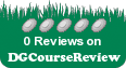 Amroth Castle at Disc Golf Course Review