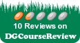 Sandy Cove Conference Center at Disc Golf Course Review
