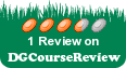 University of West England - Frenchay at Disc Golf Course Review