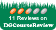 Illinois Valley Community College DGC at Disc Golf Course Review