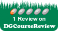Rocky Mountain College of Art & Design at Disc Golf Course Review