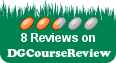 Oral Roberts University at Disc Golf Course Review