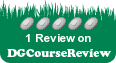 Adrian College DGC at Disc Golf Course Review