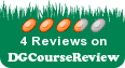 Alwoods at Disc Golf Course Review