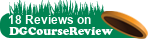 Dr. George W. Hilliard Park at Disc Golf Course Review