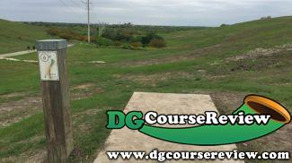 Pearsall Park In San Antonio Tx Disc Golf Course Review