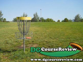 Mountain Crest Park in Las Vegas NV Disc Golf Course Review