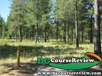 Black Butte Ranch DGC in Black Butte Ranch, OR - Disc Golf Course Review