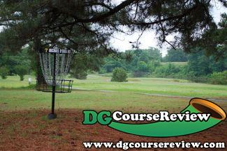 Pine Valley Golf Course in Sherwood, AR - Disc Golf Course ...