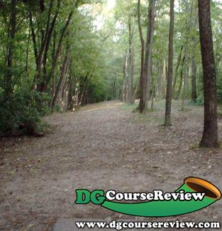 Winton woods in cincinnati oh disc golf course review for Winton woods cabins