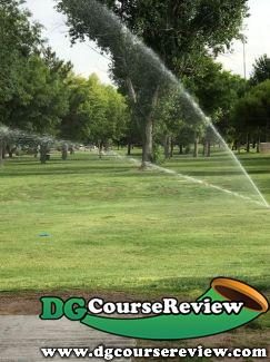 Sunset Park In Las Vegas Nv Disc Golf Course Review