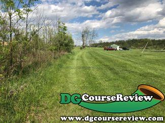 Messiah College Dgc In Mechanicsburg Pa Disc Golf Course Review